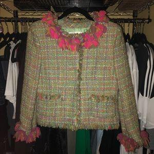 Chanel Runway Tweed Jacket